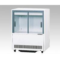 福島工業 冷蔵ショーケース 563×376×303mm VRS-U35XE 1台 1-4459-04 (直送品)