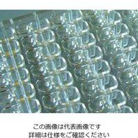 アズワン タンパク質結晶化プレート Maxi48UV 1袋(10枚) 2-7215-08 (直送品)