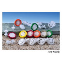 シリンジフィルター PTFE030022L 61-9638-82 (直送品)