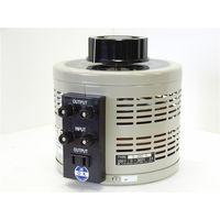 山菱電機 ボルトスライダー据置型(出力電圧計付き) S-260-3M S2603M 1台 (直送品)