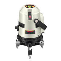 マイト工業 レーザー墨出し器マイティライン MLA-437E 1個 (直送品)