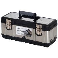 JEJアステージ SUSツールボックス STB-390 441155 1セット(9個)(直送品)