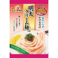 丸美屋 かけうま麺用ソース 明太クリーム麺の素 袋 140g 1人前×2回分 1セット(3個)