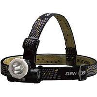 ジェントス GTRヘッドライト941 GTR-943H 1本  (直送品)