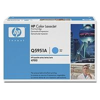 HP(ヒューレット・パッカード) 643A 純正LaserJetトナーカートリッジ(シアン)(CLJ4700用) Q5951A 1個  (直送品)