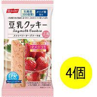 ニッスイ EPA+(エパプラス) 豆乳クッキーストロベリーチーズケーキ味 27g 1セット(12個) ニッスイ 栄養機能食品