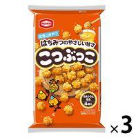 亀田製菓  こつぶっこ 110g 3袋
