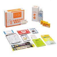 ミドリ安全 初動対応セット オレンジBOX 3 4082100163(直送品)