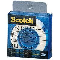 ジャパン はってはがせるテープ小巻 811-1-18C 2個