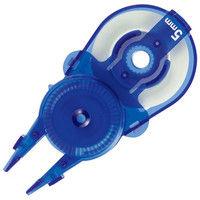 ブルー※カートリッジは前モデルの「ホワイパースライド」(WH-014、WH-015、WH-016、WH-014BC、WH-015BC、WH-016BC)や「裏から見えない修正テープ」にもお使いいただけます。
