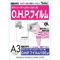 SAKAE テクニカルペーパー OHPフィルム PPC A3 10枚 WPO-A3P(直送品)