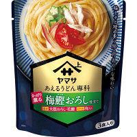ヤマサ醤油 あえるうどん専科 梅鰹おろし仕立て 3食 1セット(3個)