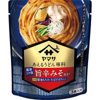 ヤマサ醤油 あえるうどん専科 旨辛みそ仕立て 3食 1セット(3個)