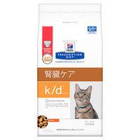 PRESCRIPTION DIET(プリスクリプション ダイエット) 猫用 k/d 腎臓ケア 500g 1袋 日本ヒルズ・コルゲート
