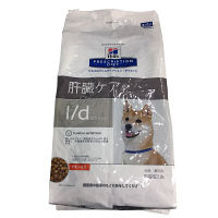 DIET(プリスクリプション ダイエット)犬用 l/d 肝臓ケア 7.5kg 療法食 1袋 日本ヒルズ・コルゲート