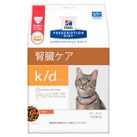 PRESCRIPTION DIET(プリスクリプション ダイエット) 猫用 k/d 腎臓ケア 4kg 1袋 日本ヒルズ・コルゲート