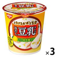 日清食品 旨だし膳 おとうふの豆乳仕立てスープ 3個