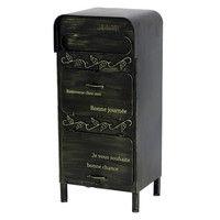 ヤマソロ ORIANA オリアナ ラージスタンドポスト 宅配ボックス ブラック 幅400mm 1台