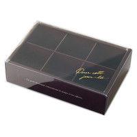 ヘッズ ショコラブラウンスリーブBOX-6 CHB-SB6 1セット(100枚:10枚×10パック)(直送品)