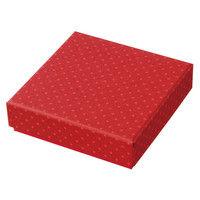 ヘッズ レッドドットショコラBOX-1 RED-CB1 1セット(20個:10個×2パック)(直送品)