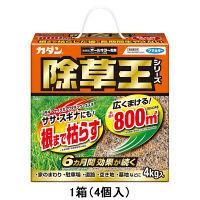 【園芸用品】オールキラー粒剤4kg 1箱(4個入) フマキラー