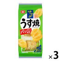 サラダうす焼 85g 1セット(3袋入)