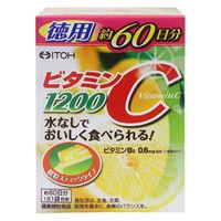井藤漢方製薬 ビタミンC1200 60日分 60袋 サプリメント