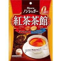 カンロ ノンシュガー紅茶茶館/72g 1袋