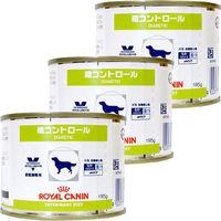 ロイヤルカナン 犬用 糖コントロール ウェット 缶(195g)