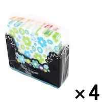 アートナップ スタンド付花柄ゲストペーパー60枚り 2色アソート HG-10 1セット(240枚:60枚×4パック)