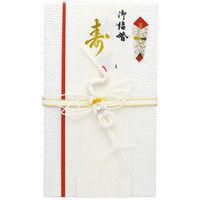 ササガワ 新金封 祝用 OA札紙 27-1562 5枚(1枚袋×5枚箱)