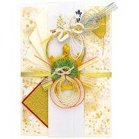 ササガワ タカ印 新金封 祝用 大型 27-1610 5枚(1枚袋入×5枚箱入)(取寄品)