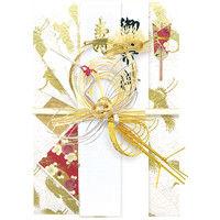 ササガワ タカ印 新金封 祝用 大型 27-1750 5枚(1枚袋入×5枚箱入)(取寄品)