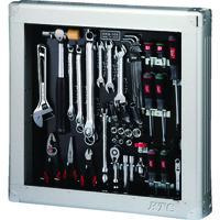 京都機械工具 KTC 9.5sq.工具セット(薄型収納メタルケースタイプ) SK3560SS 1セット 859-4186(直送品)