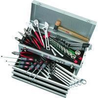 京都機械工具 KTC 工具セット(チェストタイプ:一般機械整備向) SK4520MXS 1セット 859-4196(直送品)