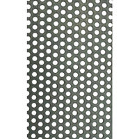 OKUTANI 鉄パンチングメタル 1.0TXD8XP12 914X914 856-1524(直送品)