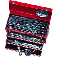 京都機械工具 KTC 工具セット(チェストタイプ)インチ SK3540BX 1セット 859-4187(直送品)