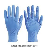 トラスコ中山 TRUSCO ニトリル製使い捨て極薄手袋 粉無し SS バイオレッ TGL-442-SS 1箱(200枚) 856-1161