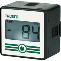 トラスコ中山(TRUSCO) TRUSCO 電池式デジタル圧力センサ正圧 TMPS-P60DL-R1 1個 856-6899 (直送品)