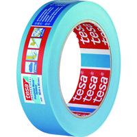 tape tesa マスキングテープ建築外装・養生用 25mm×50m 青 4439-25-50 1巻(50m) 836-5660(直送品)