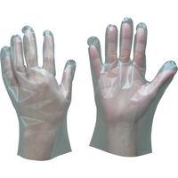 東和コーポレーション トワロン ポリエチレン手袋内エンボス L 409-L 1箱(100枚) 835-3879