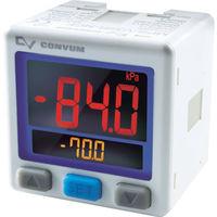 妙徳 CONVUM デジタル圧力センサ 連成圧 出力2点 アナログ出力付 MPS-C35R-NCA 1個 859-7489 (直送品)
