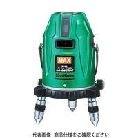 マックス(MAX) MAX グリーンレーザ墨出器三脚受光器セット地墨・鉛直点・横全周360度・大矩ク LA-S801DG-DT 835-4593 (直送品)