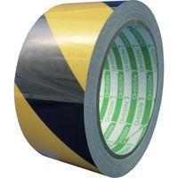 日東エルマテリアル(Nitto) 日東エルマテ 再帰反射テープ 150mm×10m イエロー/ブラック HT-150YB 829-0905(直送品)