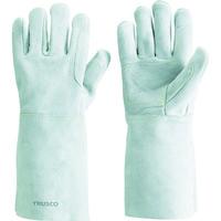 トラスコ中山 ケブラー(R)糸使用溶接手袋 5本指 裏綿付 KEVY-T5 1双 837-1262(直送品)