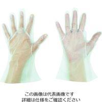 東京パック S-HYBRIDグローブニューマイジャストMS 半透明 HN-MS 1箱(200枚) 836-3689(直送品)