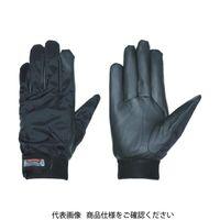 林商事 ペンギンエース 防寒手袋 ヒューソリッドウィンター ブラック/ブラック HW-2 LL HW-2-BK/BK-LL 1双 855-3097(直送品)
