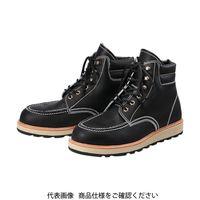 青木安全靴製造 青木安全靴 US-200BK 23.5cm US-200BK-23.5 1足 855-9165(直送品)