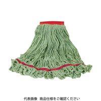 ニューウェルブランズ・ジャパン ラバーメイド クリーニングモップ スウィンガーループ M ホワイト RMC15206WT 1袋 856-7400(直送品)