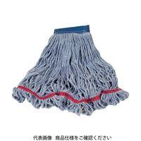 ニューウェルブランズ・ジャパン ラバーメイド クリーニングモップ スウィンガーループ L ブルー RMC15306BL 1袋 856-7404(直送品)